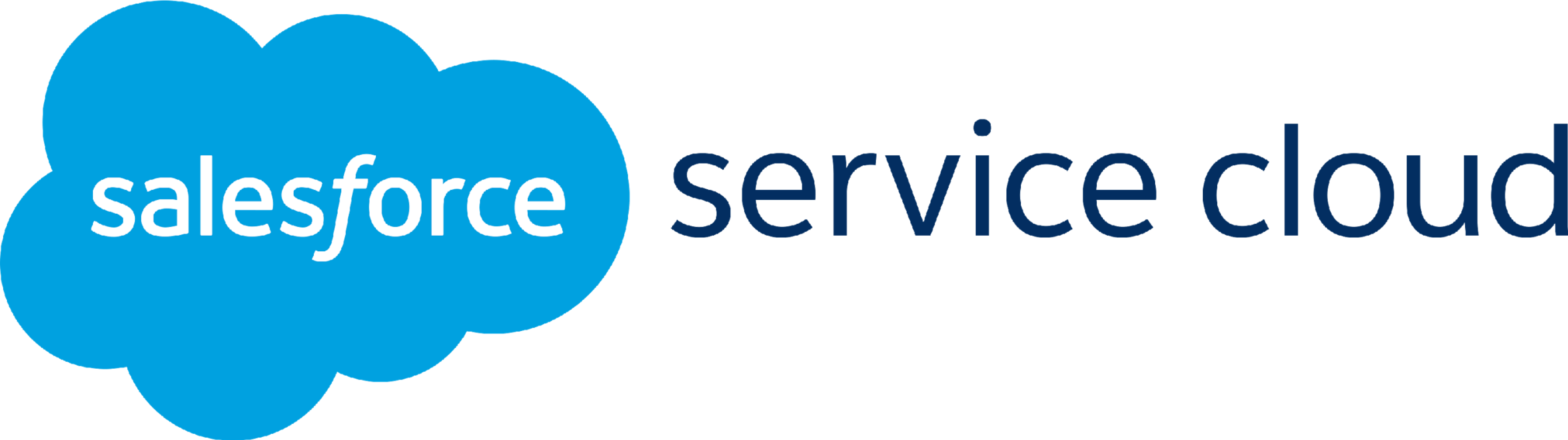 Salesforce Service Cloud logo