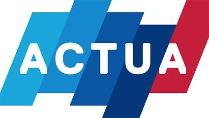 Actua GovDelivery logo