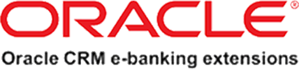 Oracle for Banking CRM Solutions logo