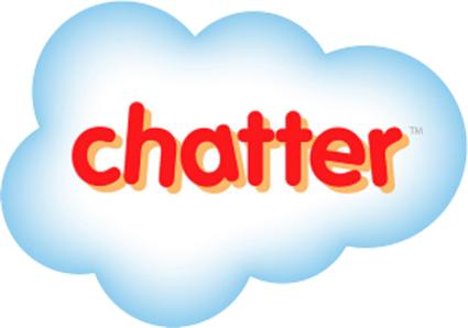 Salesforce Chatter logo