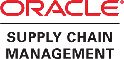 Oracle Supply Chain Management logo