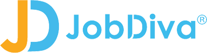 The JobDiva Model logo