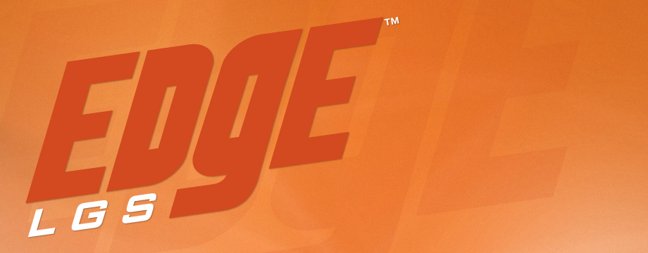LGS Edge Casino Management System logo