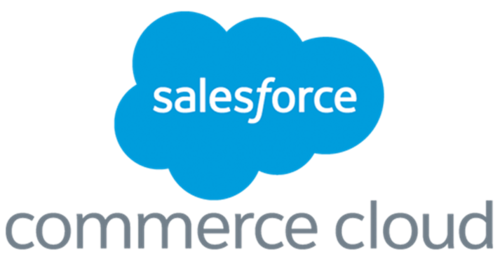 Salesforce B2B Commerce Cloud logo