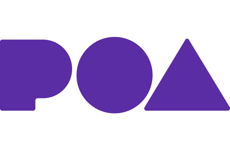 POA Blockchain Platform logo