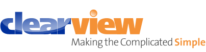 ClearView Business Continuity Management logo