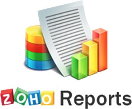 Zoho Reports logo
