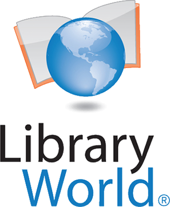 LibraryWorld logo