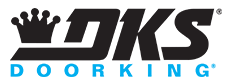 DKS DoorKing logo