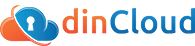 dinCloud Hosted Workspaces logo