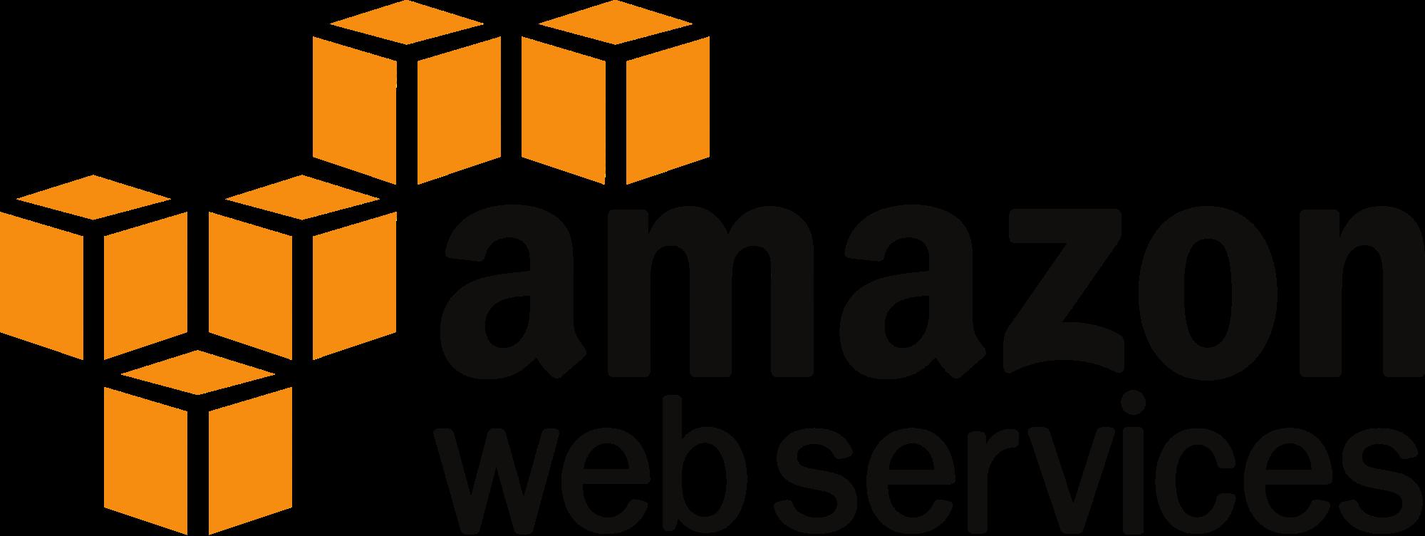 Amazon Web Services Glue logo