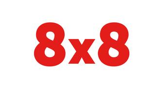 8x8 Video Meetings logo