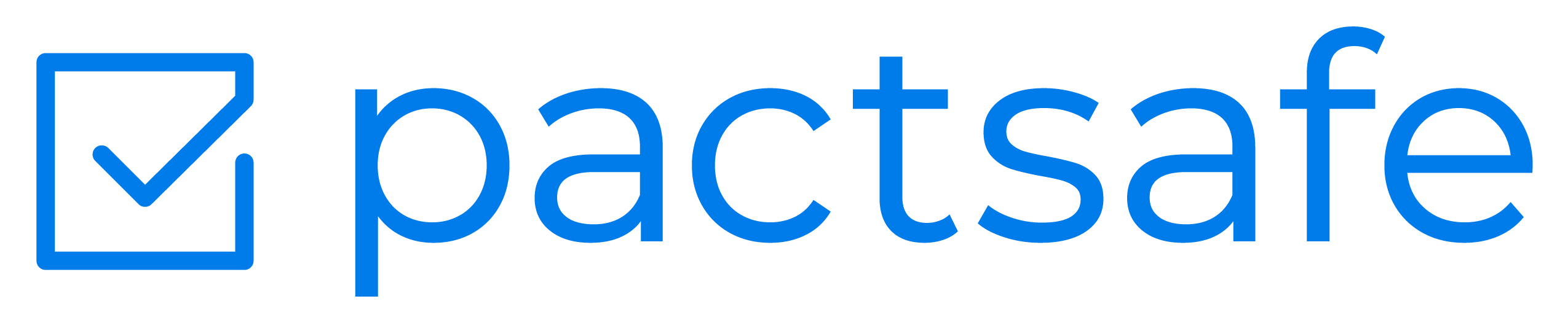 PactSafe Sign logo