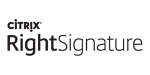 Citrix RightSignature logo