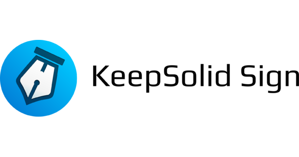 KeepSolid Sign logo