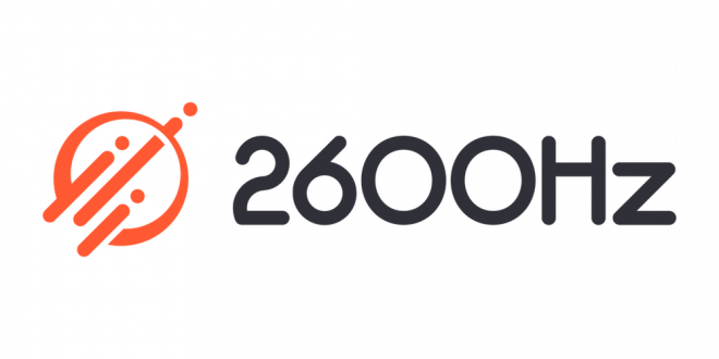 2600Hz Kazoo logo