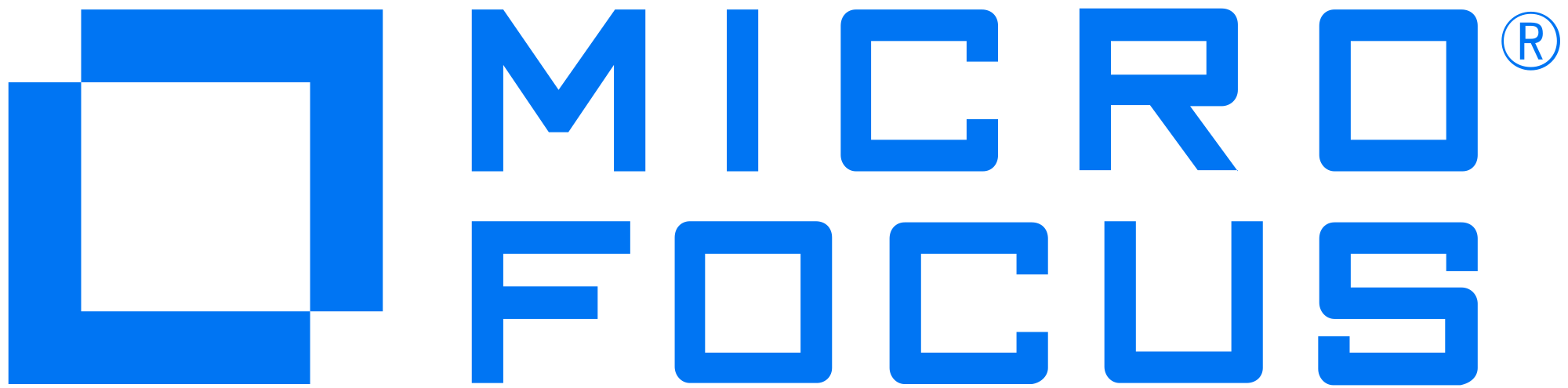 Micro Focus PPM Enterprise View logo