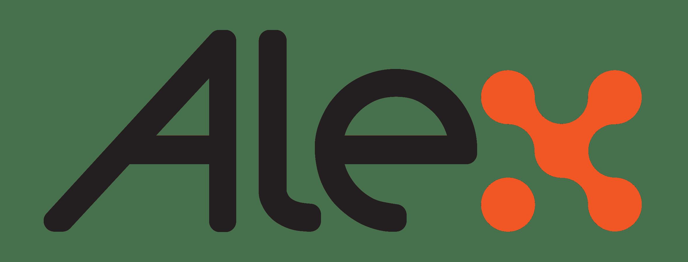 Alex Solutions logo