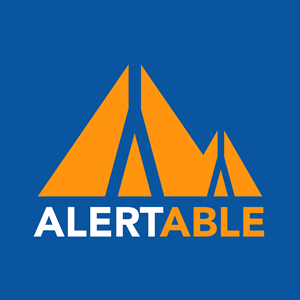 Alertable logo