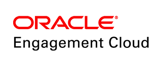 Oracle Engagement Cloud (formerly Oracle Sales Cloud) logo