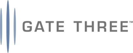 Gate Three logo