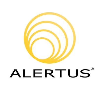 Alertus Unified Mass Notification System logo